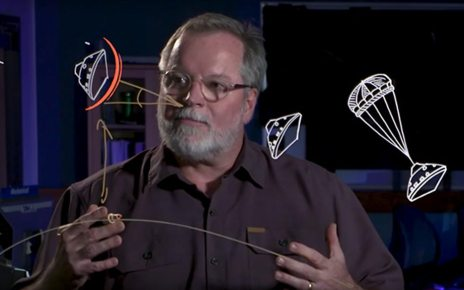 p06qmpnl - InSight: The jeopardy of landing on Mars