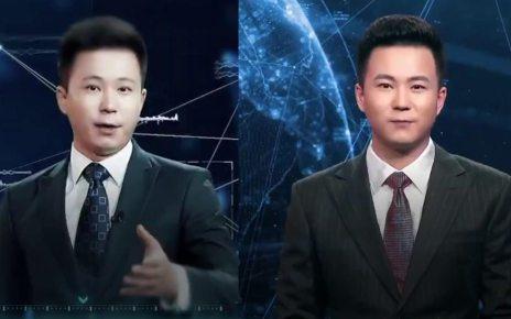 p06r4mr4 - China's Xinhua agency unveils AI news presenter