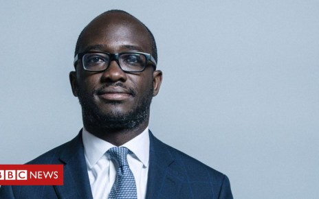 104576330 sameastsurrey ukparliament - Brexit: Sam Gyimah says another referendum may be only option