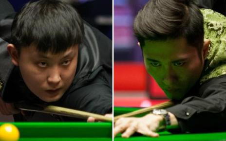 104576453 snookerplayerchinese - Ban for match-fixing Chinese snooker stars