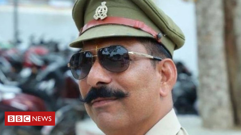 104598240  104594683 police - Bulandshahr: Why a policeman was killed over 'cow slaughter'