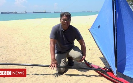 104606264 p06tllw2 - Malay jongs: The joy of tiny traditional sailing boats