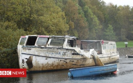 104609184 skylarkix - Dunkirk Little Ship to be floating museum on River Clyde