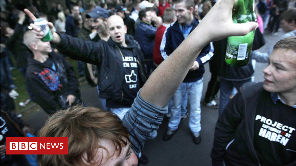 104640087 gettyimages 152484349 - Dutch girl's 'hijacked' party invite prompts riot fears