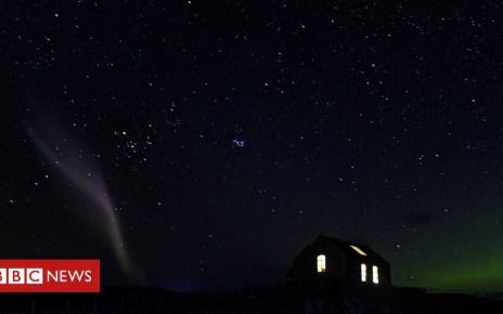 104642844 meetsteve - 'Mysterious Steve' photo wins astronomy festival contest