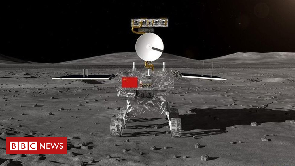 104676515 mediaitem104676514 - Chang'e-4: China mission targets Moon's far side