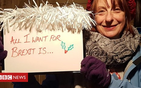 104687085 p06tnljr - All I want for Brexit is... : The view from Sheffield
