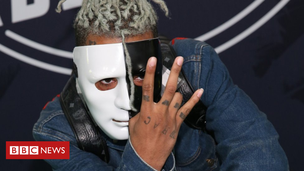 104688438 xxxget - XXXTentacion's posthumous album Skins is released