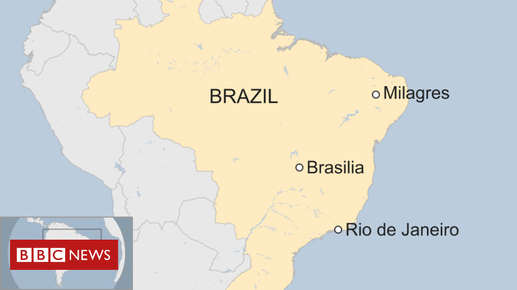 104692551 brazilmilagres976 - Hostages die in foiled Brazil bank robberies