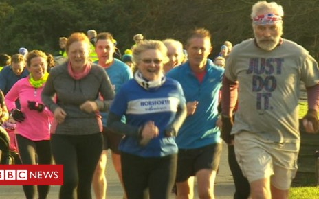 104699165 parkrun - Temple Newsam 'solidarity' event for attacked runners