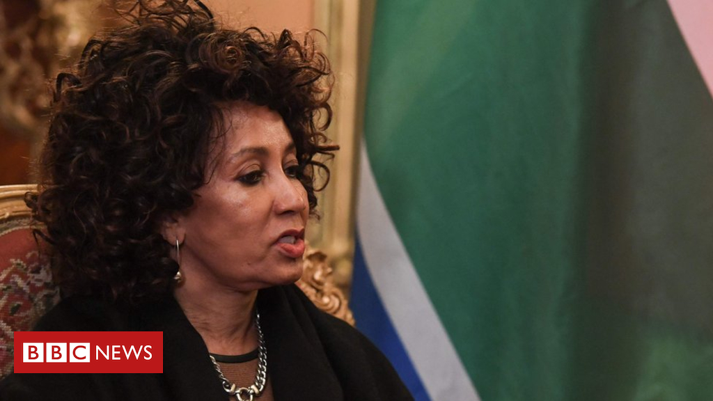 104718750 hi050741899 - South Africa protests to Rwanda over 'insult'