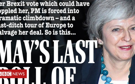 104725568 mail11dec - Newspaper headlines: 'Desperate' May's Brexit rescue mission