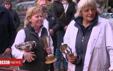 104734084 prizes - Dartmouth Fatstock: Sexism row over men-only awards dinner