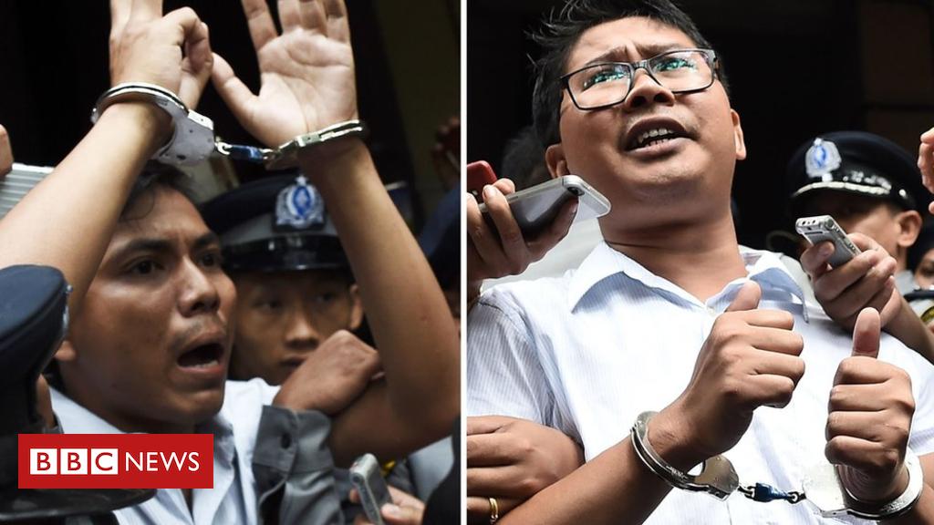 104738499 mediaitem104738498 - Myanmar rejects Reuters journalists' appeals