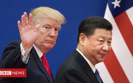 104742131 hi051048807 - China to 'cut US car tariff to 15%'