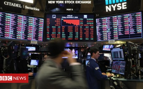 104742695 nysefriday7decembergetty - Is the US heading for a recession?