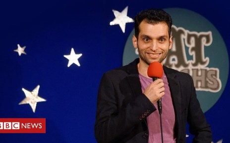 104751494 mustcreditalinakisina dsc06400 1 - The comedian who refused to sign a 'safe space contract'