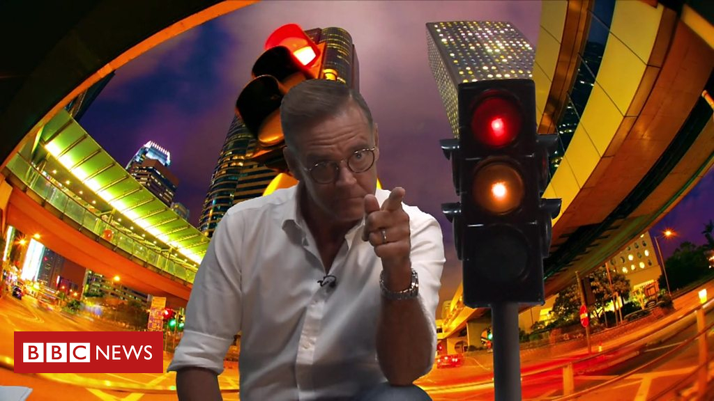 104753276 p06vcgd7 - How traffic lights became a million dollar idea