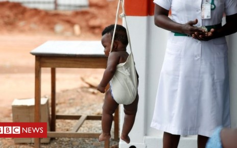 104756458 mediaitem104756456 - Ghana drones: Row over blood-delivery devices