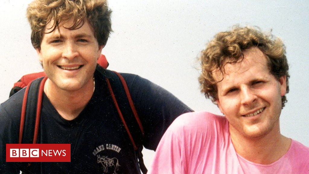 104802509 scottcrop1 - Scott Johnson death: It's 'inconceivable' my brother killed himself