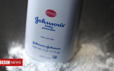 104811224 gettyimages 998003060 - Johnson & Johnson shares drop after report says firm 'knew' of asbestos