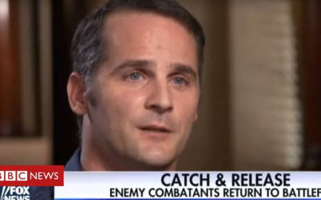 104815730 mfox - Decorated US soldier 'admitted murder in CIA job interview'