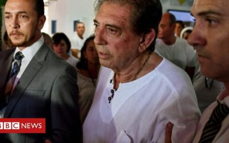 104838904 joaodefaria - Brazil 'faith healer' John of God surrenders to police