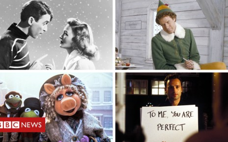 104871368 comp1 - Best Christmas film: Elf, The Muppets and Love Actually miss top spot
