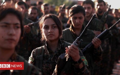 104901798 mediaitem104901794 - US withdrawal from Syria leaves Kurds backed into a corner