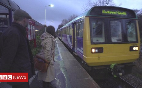 104915875 crostontrain - Northern trains: No remedy in sight for misery route