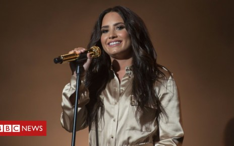 104920018 gettyimages 685651216 - Demi Lovato says she is 'sober' and 'lucky to be alive'