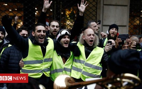 104923826 p06wcxvs - Yellow Vests: Why Macron's concessions aren't enough for some