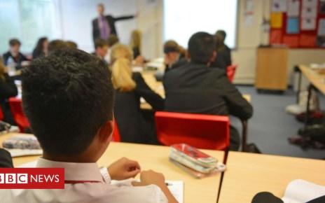 104936322 classroom bbc - Gwynedd head teachers 'get half a day a week to run school'