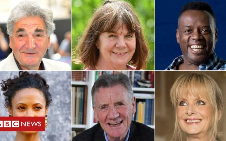 104976241 composite1 - At a glance: Pullman, Packham among culture figures in New Year Honours