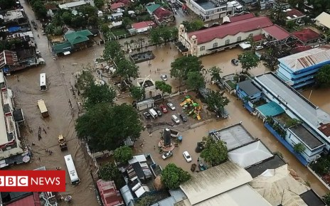 105007733 gettyimages 1075817676 - Philippines deadly storm and landslides kill more than 60