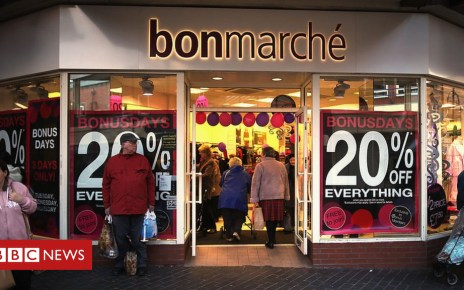 91322267 bonmarchegetty - Bonmarche shares slump as losses grow