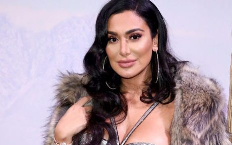 p06vhc0p - The millionaire make-up mogul behind Huda Beauty