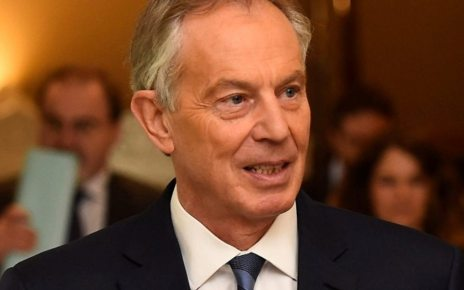 p06vkx79 - New Brexit referendum logical, says Tony Blair