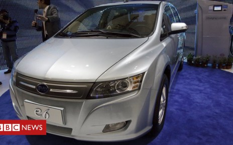 105057975 gettyimages 536219186 - China powers up electric car market