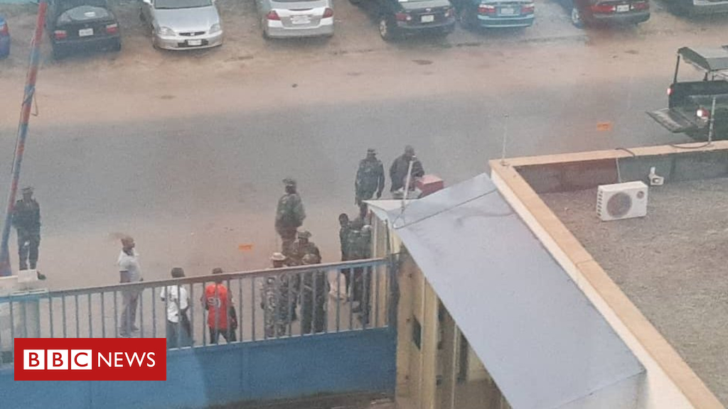 105081504 36bcd544 7bb0 4bc6 a822 d08c15f53708 - Nigeria's Daily Trust undermined security, army says
