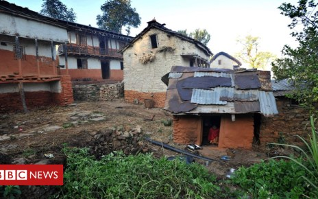 105129428 7c4d2f10 e5eb 4c37 bce8 812263fe5567 - Nepal woman and children die in banned 'menstruation hut'