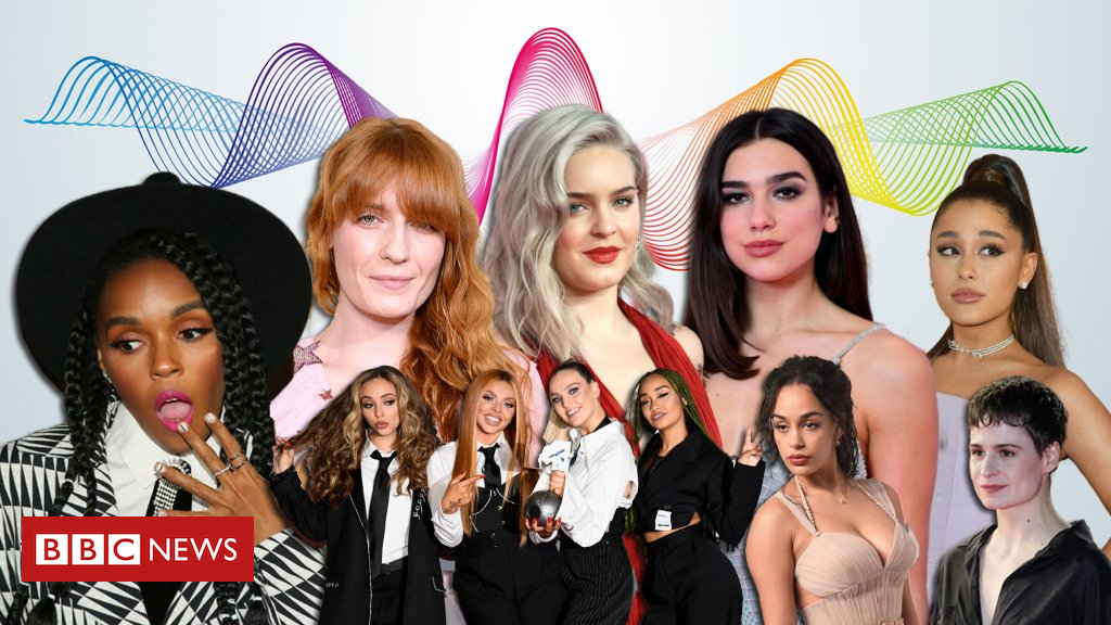 105143580 brit composite - Brit Awards: Anne-Marie, Dua Lipa, Jorja Smith and George Ezra lead nominations