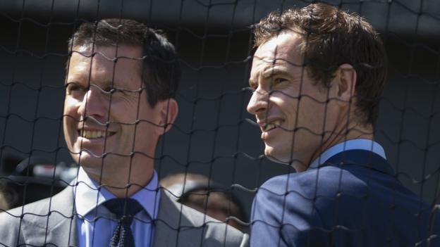 105158009 gettyimages 998256426 - Andy Murray can reflect on 'incredible career', says former team-mate Tim Henman