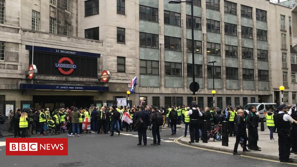 105158132 mediaitem105158131 - Protester held over Parliament incidents