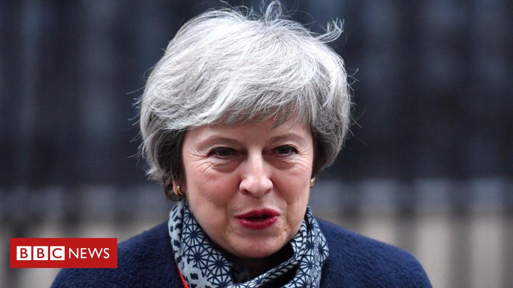 105163606 mediaitem105163605 - Brexit: PM warns of 'catastrophic breach of trust'