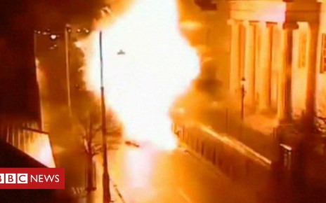 105258642 derrybomb - Londonderry bomb: Police issue fresh appeal