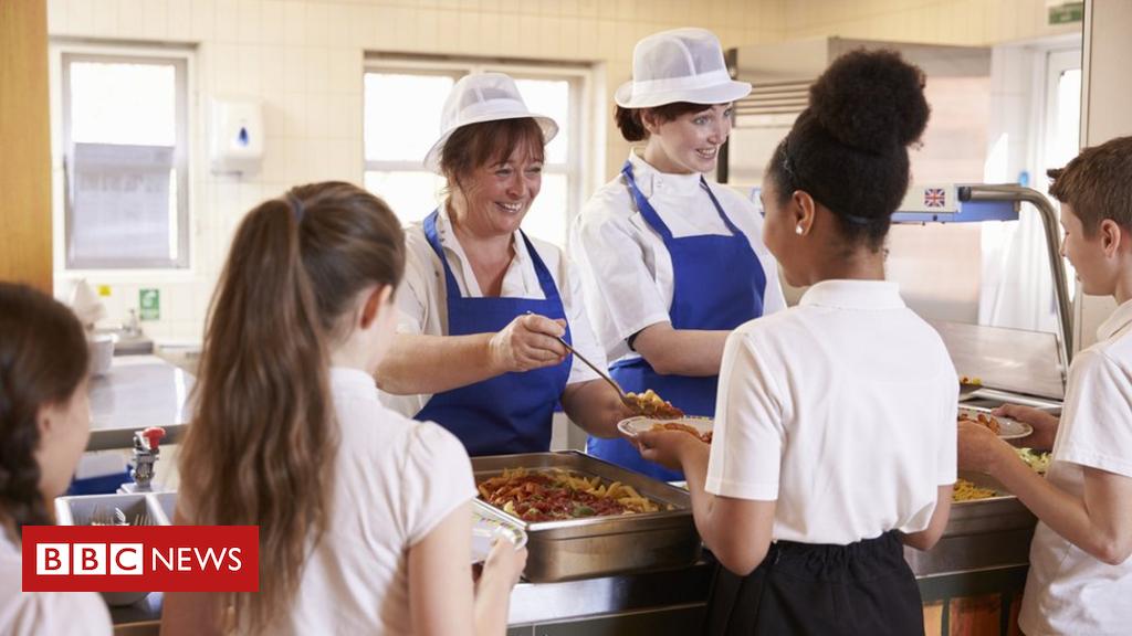 105285631 schooldinners - Welsh pupils refused hot school dinners due to credit debt