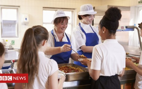 105285631 schooldinners - Welsh pupils refused hot school dinners due to credit debt