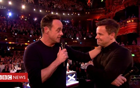 105304517 p06yttnn - NTAs 2019: Ant 'genuinely shocked' by win