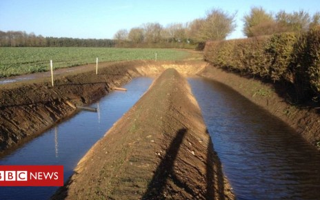 105309791 4eae572d 1698 434b 9991 980bac0f33ab - Norfolk study shows new ditches could help improve rivers